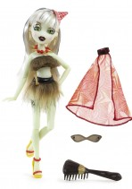 Bratzillaz Midnight beach doll