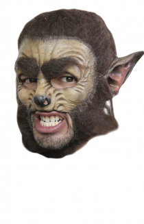 chinless werewolf adult mask