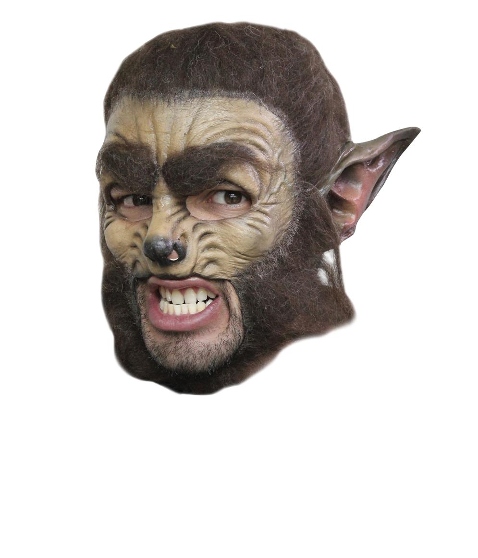chinless werewolf adult mask