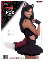 fox ears tail set