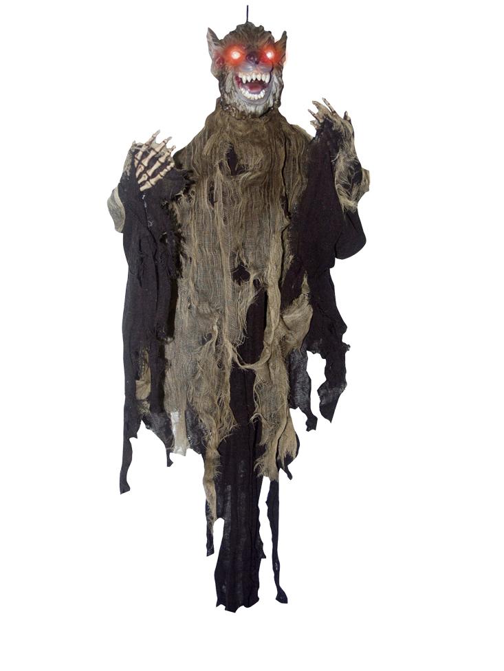 hanging sonic werewolf