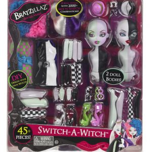 Switch a Witch Doll package best price