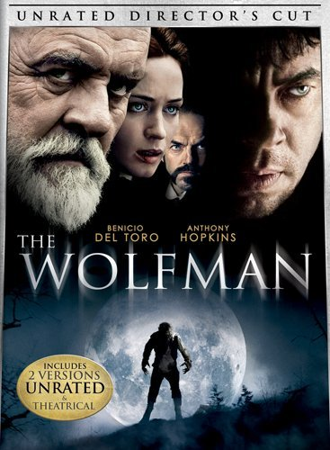 the wolfman dvd