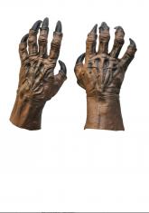 werewolf hands with claws