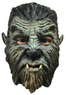 werewolf monster mask