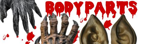 halloween werewolf fangs ears claws