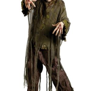 dark zombie costume