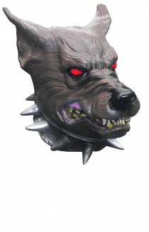 devil dog mask