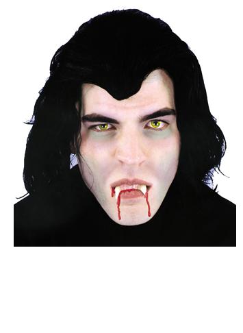 dracula vampire wig